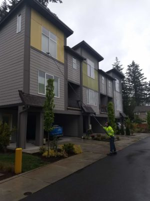 New Construction Window Cleaning (UP)